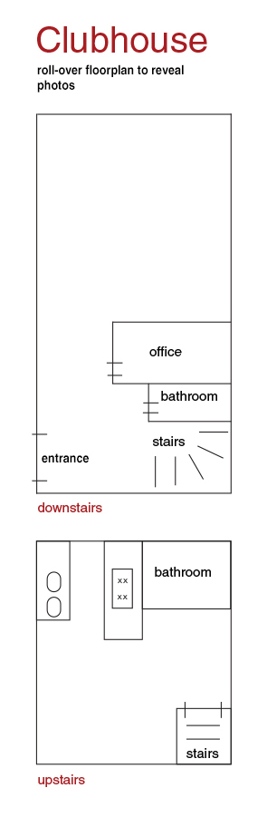 Menomonee Clubhouse Floor Plan